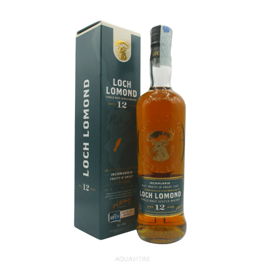 Whisky Loch Lomond 12 Year Old Inchmurrin Loch Lomond