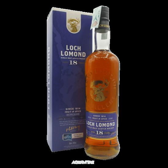 Whisky Loch Lomond 18 Year Old Loch Lomond