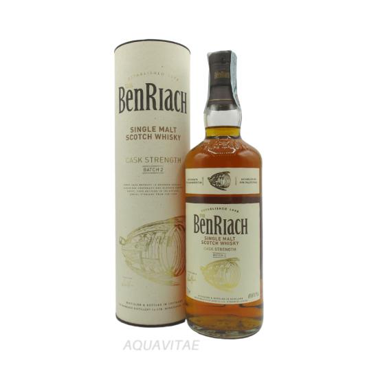 Whisky Benriach Cask Strength Batch 2 Single Malt Scotch Whisky