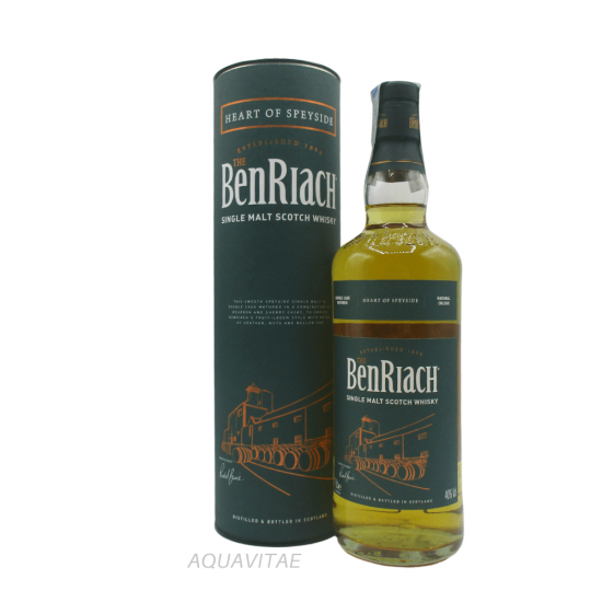 Whisky Benriach Heart Of Speyside  - Single Malt Scotch Whisky