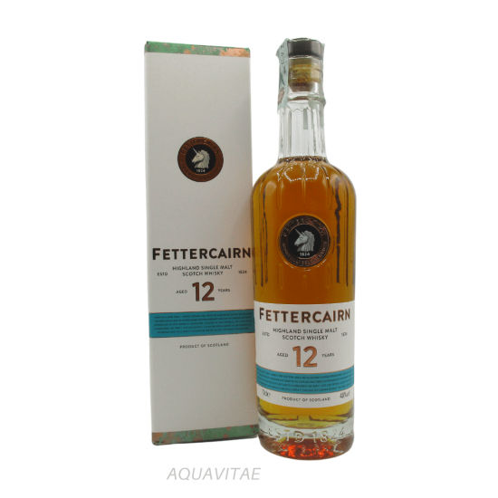 Whisky Fettercairn 12 Year Old  Single Malt Scotch Whisky
