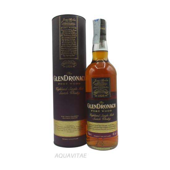 Whisky GlenDronach Port Wood Single Malt Scotch Whisky