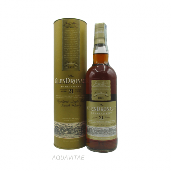 Whisky GlenDronach 21 Year Old Parliament Single Malt Scotch Whisky