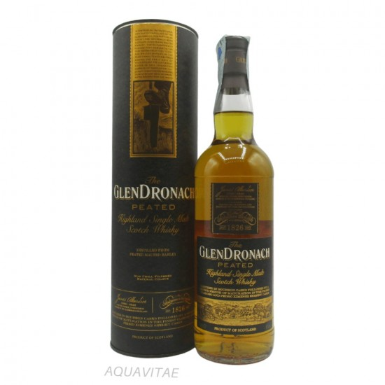 Whisky GlenDronach Peated Single Malt Scotch Whisky