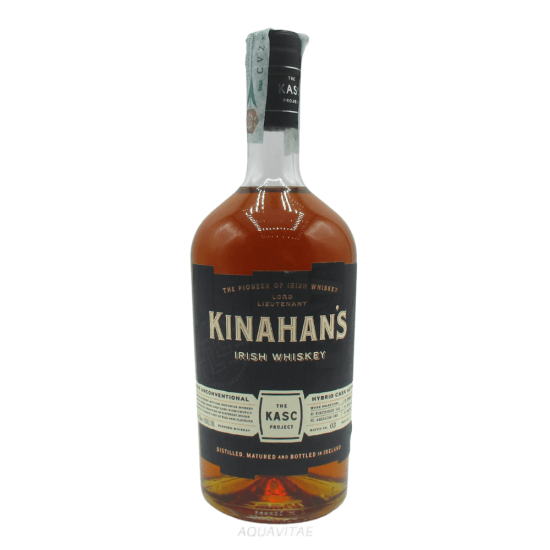 Whisky Kinahan's Irish Whiskey The Kasc Project Batch No.3 Kinahan's Whiskey