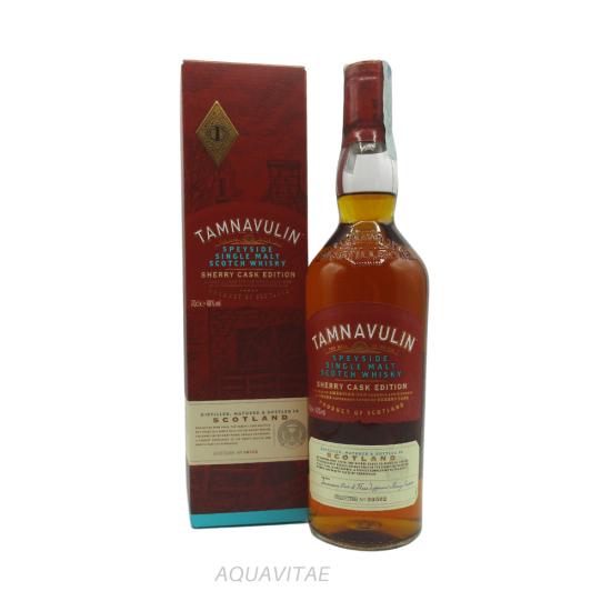 Whisky Tamnavulin Sherry Cask Edition Single Malt Scotch Whisky