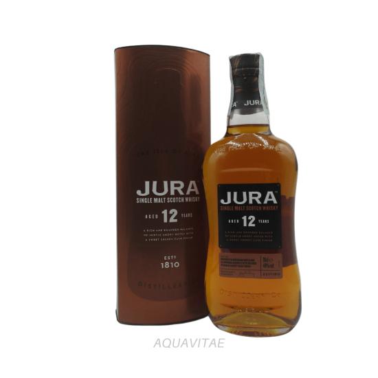 Whisky Jura 12 Year Old Single Malt Scotch Whisky