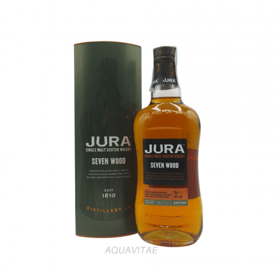 Whisky Jura Seven Wood Single Malt Scotch Whisky