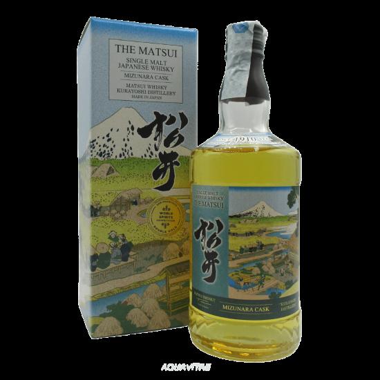Whisky Matsui Single Malt Mizunara Cask Limited Edition  MATSUI