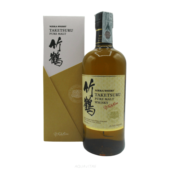 Whisky Nikka Taketsuru Pure Malt Whisky Giapponese Blended