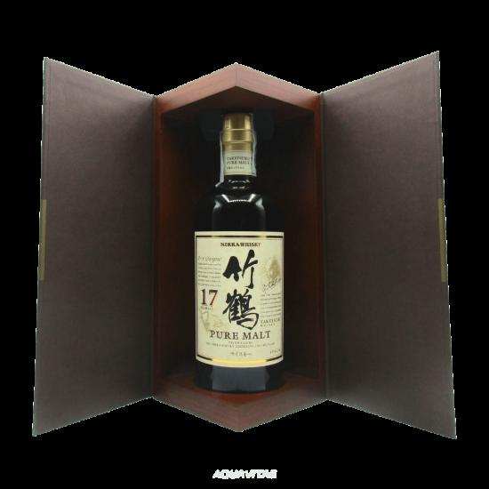 Whisky Nikka Taketsuru Pure Malt 17 Year Old Whisky Giapponese Blended