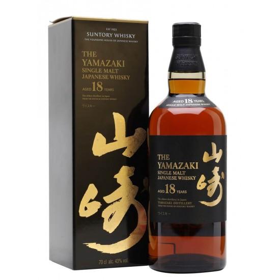 Whisky Yamazaki 18 Year Old  Whisky Giapponese Single Malt