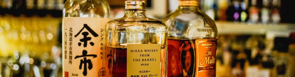 In questa sezione troverai tutta la nostra selezione di blended whisky giapponese, per maggiori informazioni contattare il numero 0650911481