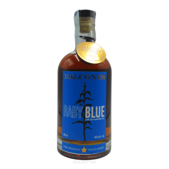 Whisky Balcones Baby Blue Corn Balcones Distilling Co.