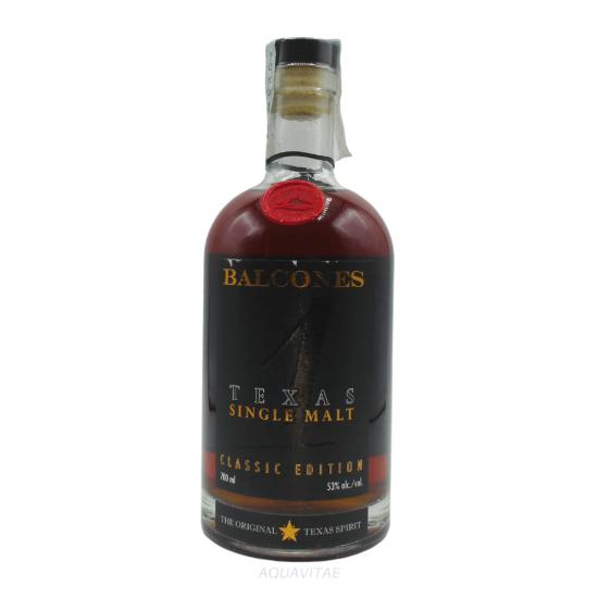 Whisky Balcones No.1 Texas Single Malt Balcones Distilling Co.