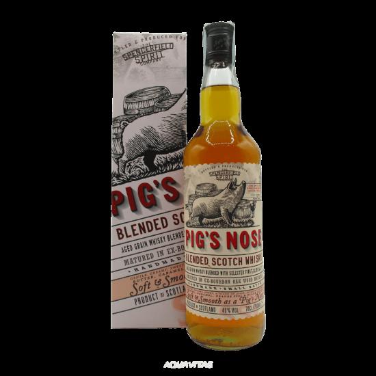 Whisky Pig's Nose Blended Whisky Scozzese Blended