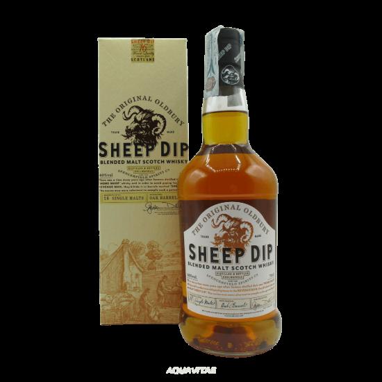 Whisky Sheep Dip Blended Malt Whisky Scozzese Blended