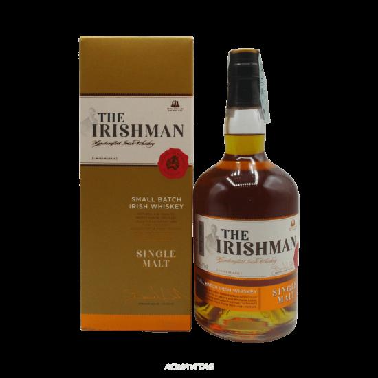 Whiskey The Irishman Small Batch Single Malt Whiskey Irlandese Single Malt