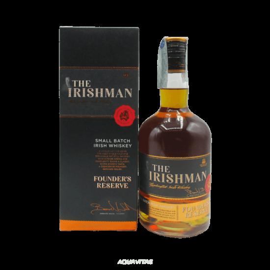 Whiskey The Irishman Founder's Reserve Whiskey Irlandese Blended