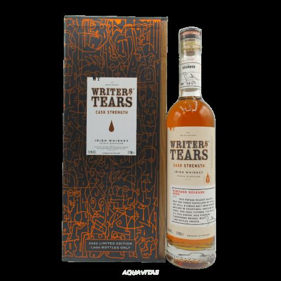 Whiskey Writer's Tears Cask Strength Release 2020 Whiskey Irlandese Blended
