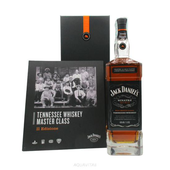 Whiskey Jack Daniel's Sinatra Select  (1L) + Tennessee  Whiskey Master Class II Whiskey Tennesee