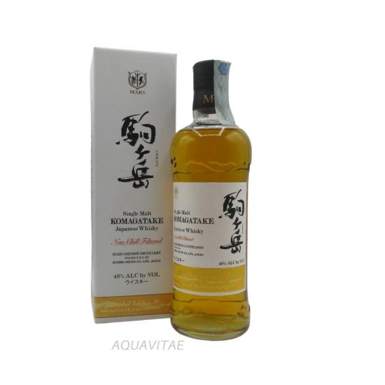 Whisky Mars Komagatake Limited Edition 2018 Whisky Giapponese Single Malt