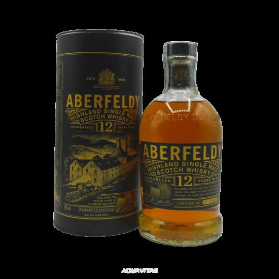 Whisky Aberfeldy 12 Year Old Single Malt Scotch Whisky