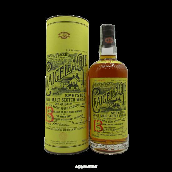 Whisky Craigellachie 13 Year Old Single Malt Scotch Whisky