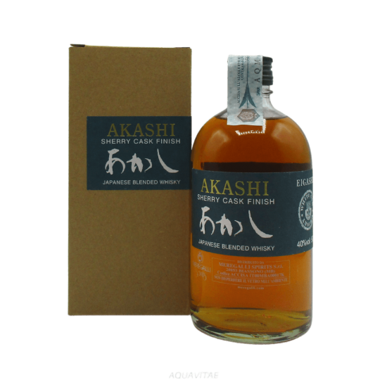 Whisky Akashi Blended Sherry Cask Finish Whisky Giapponese Blended