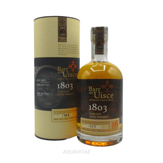 Whisky Barr An Uisce 16 Year Old Barr An Uisce