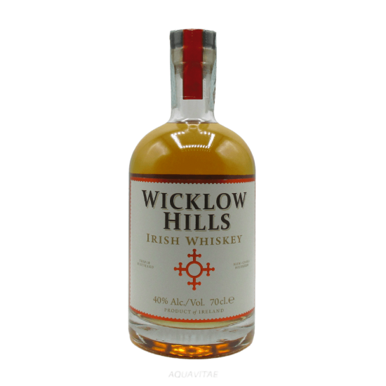 Whiskey Barr An Uisce Wicklow Hills Whiskey Irlandese Blended