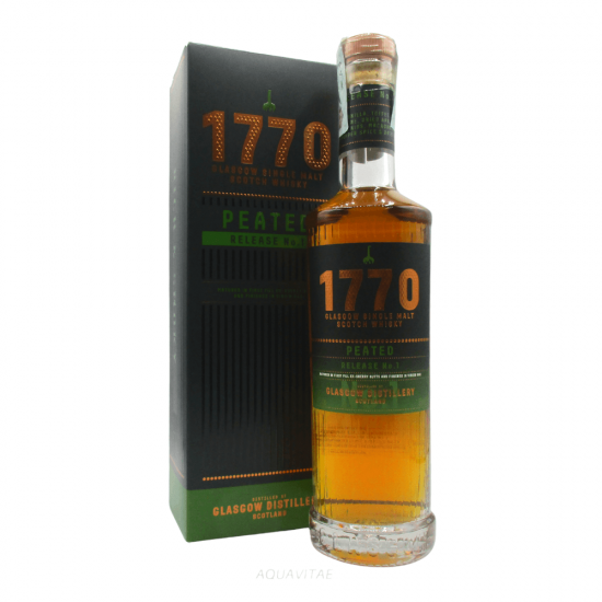 Glasgow 1770 Peated Release No.1