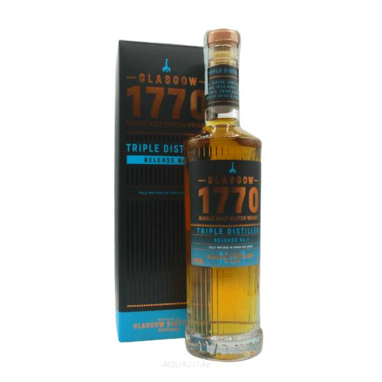 Glasgow 1770 Triple Distilled Release No.1