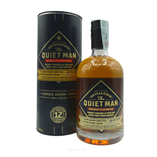 The Quiet Man 12 Year Old Sherry Finish