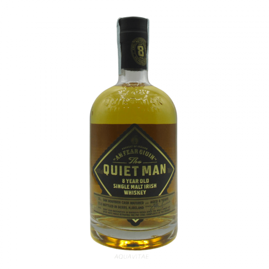 Whiskey The Quiet Man 8 Year Old  Whiskey Irlandese Single Malt