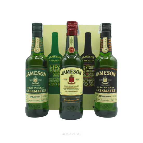 Whisky Jameson Whiskey Tripack (3 x 200ml) Jameson
