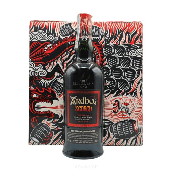 Whisky Ardbeg Scorch Limited Edition 2021 Single Malt Scotch Whisky