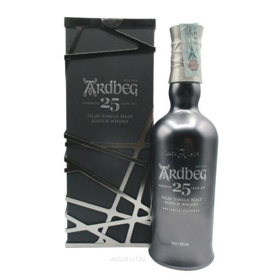 Whisky Ardbeg 25 Year Old Single Malt Scotch Whisky
