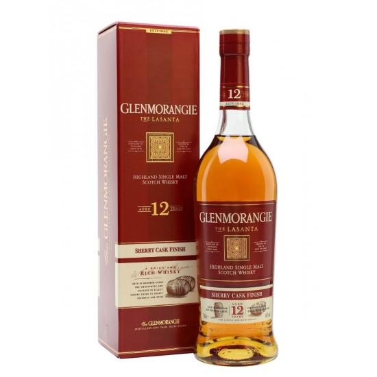 Whisky Glenmorangie 12 Year Old Lasanta Single Malt Scotch Whisky