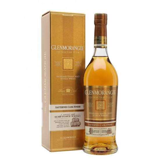 Whisky Glenmorangie Nectar D'Or Sauternes Cask - Single Malt Scotch Whisky