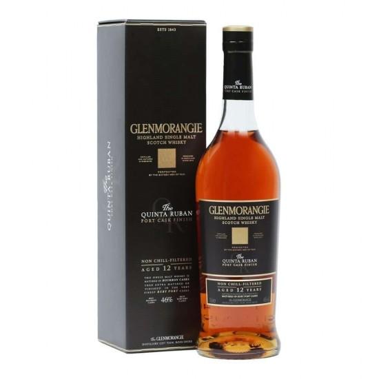 Whisky Glenmorangie 12 Year Old Quinta Ruban Single Malt Scotch Whisky