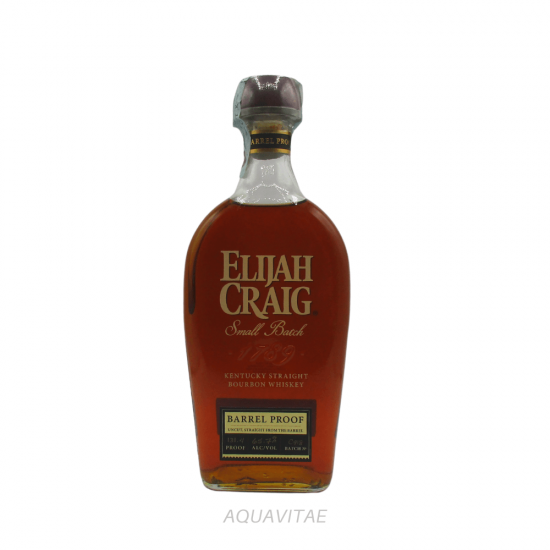 Whiskey Elijah Craig 12 Year Old Barrel Proof America Whiskey Bourbon Whiskey