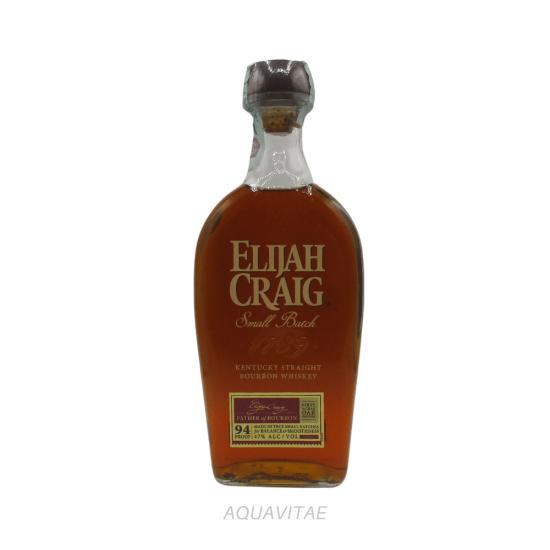 Whiskey Elijah Craig Small Batch America Whiskey Bourbon Whiskey