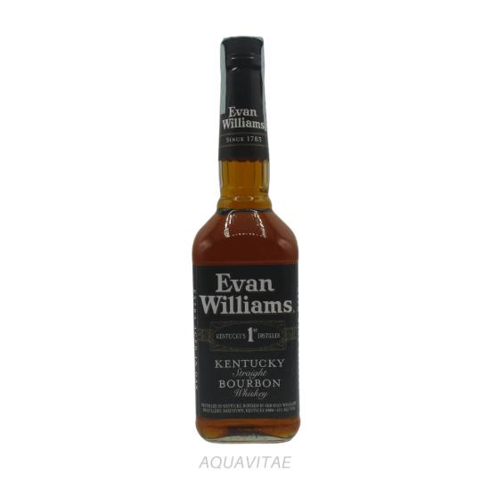 Whiskey Evan Williams Black America Whiskey Bourbon Whiskey