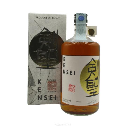 Whisky Kensei Blended Kiyokawa Co.Whisky Giapponese Blended