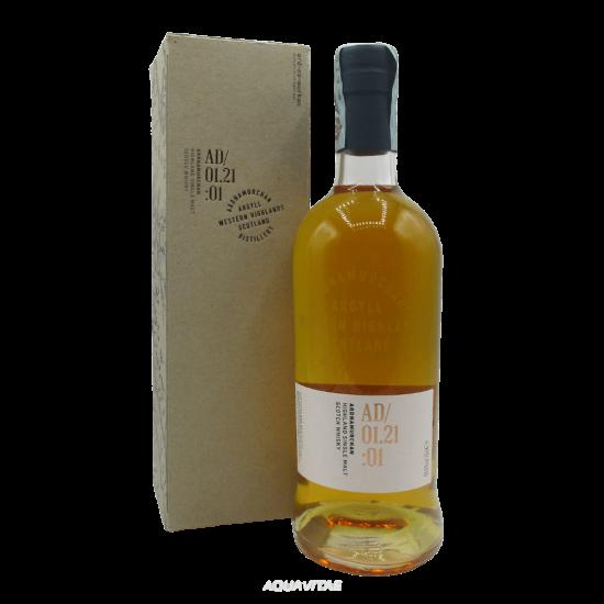 Whisky Ardnamurchan AD/01.21:01 Single Malt Scotch Whisky