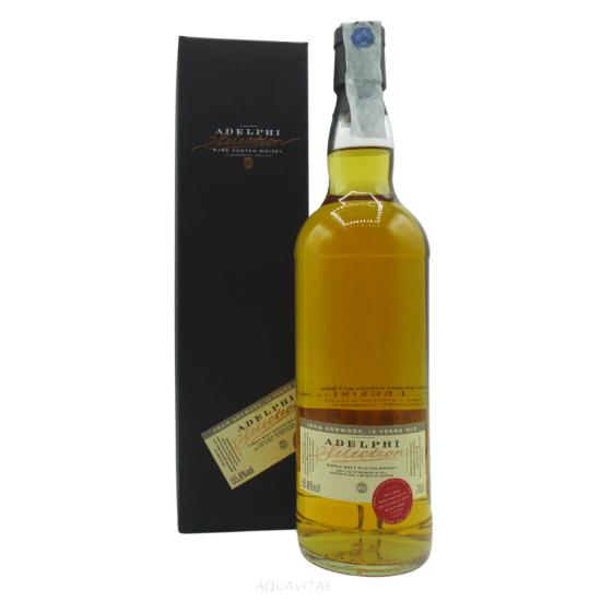 Whisky Ardmore 18 Year Old Adelphi Selection Single Malt Scotch Whisky