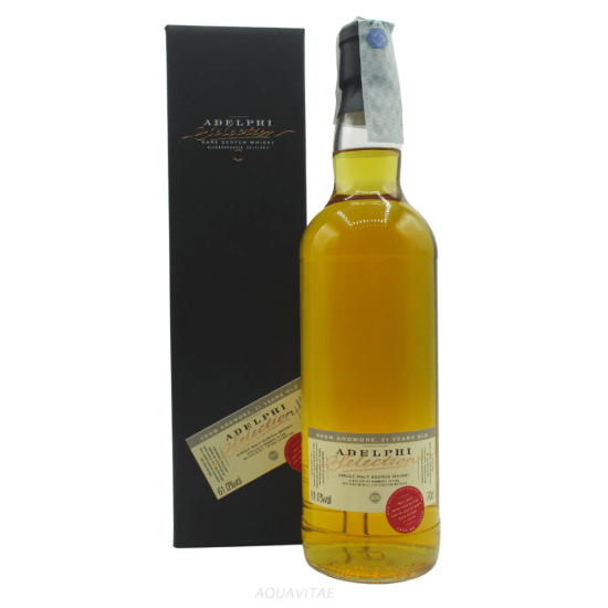 Whisky Ardmore 21 Year Old Adelphi Selection Single Malt Scotch Whisky