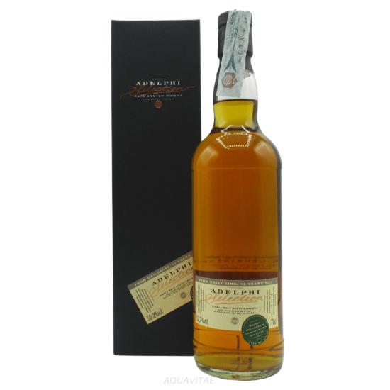Whisky Dailuaine 13 Year Old Adelphi Selection Single Malt Scotch Whisky