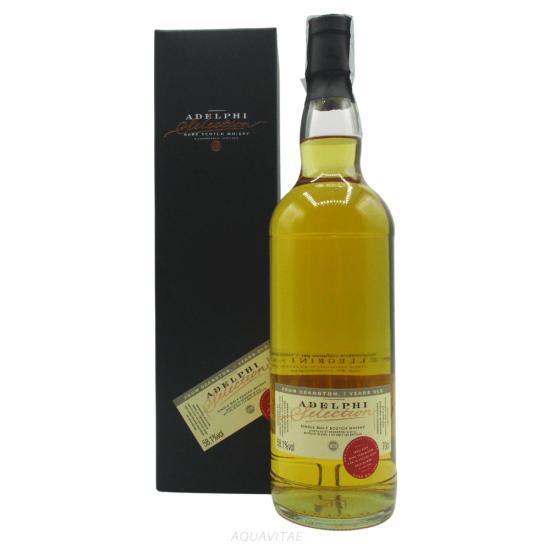 Whisky Deanston 7 Year Old Adelphi Selection Single Malt Scotch Whisky